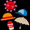 紫外線対策は帽子とサングラスだけ?食べ物も影響が大あり!