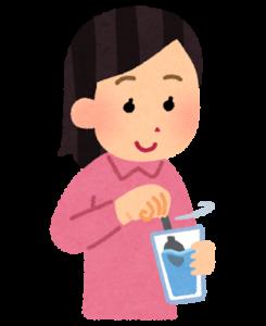 cooking_cup_mazeru_woman