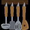 キッチンの収納アイデア!100均でフライパン棚が変わる?
