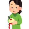 りんごの皮むきは超簡単?方法とコツが知りたい!