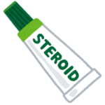 ステロイドの副作用は?内服薬で皮膚炎が?筋肉の影響は?
