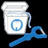 歯間ブラシは正しい使い方!臭いや出血の原因とは?